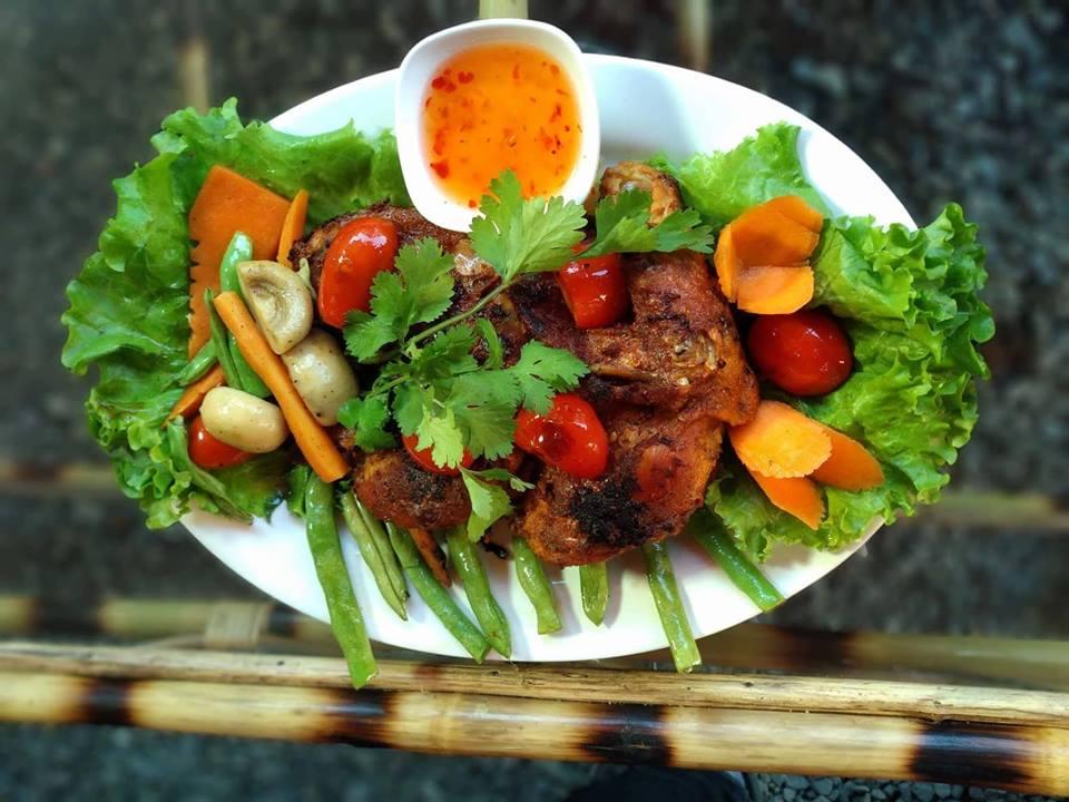Patakha chicken