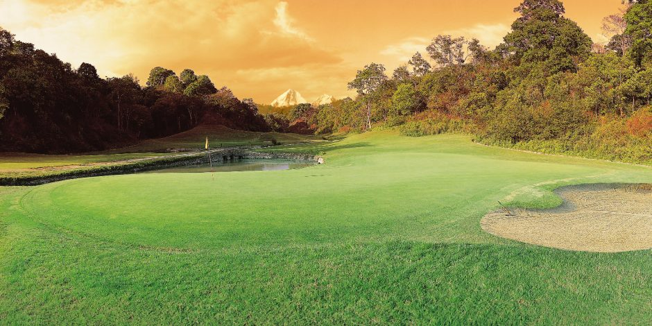 golf in nepal
