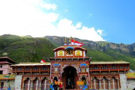 Char dham yatra in Indian Himalayas