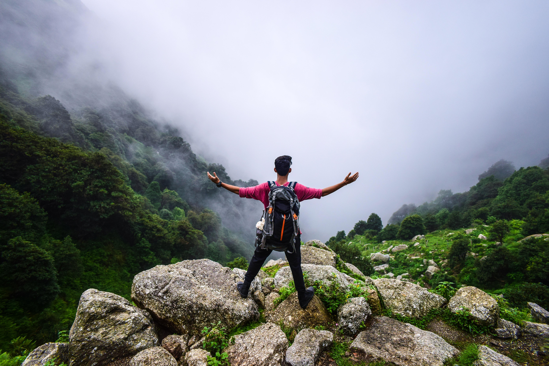 hiking in phulchowki
