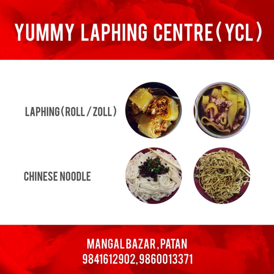 Yummy laphing