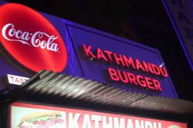 Kathmandu Burger