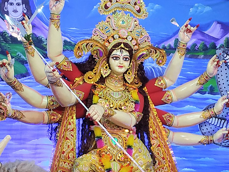 Maa Durga Dashain Festival
